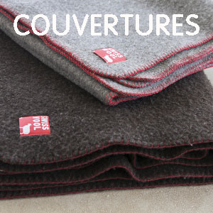 Couvertures Zizzz Swisswool